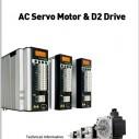 AC Servo Motor & D2 Drive