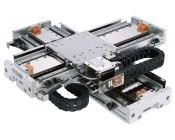 Hệ thống điều khiển vị trí đa trục bằng motor tuyến tính
